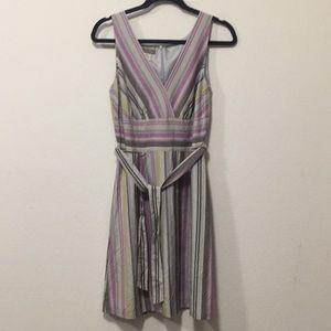 Tommy Bahama 100% Silk Lining Dress - Size 8